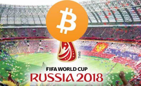 Mistrzostwach Świata w Rosji – Płatności Bitcoinem