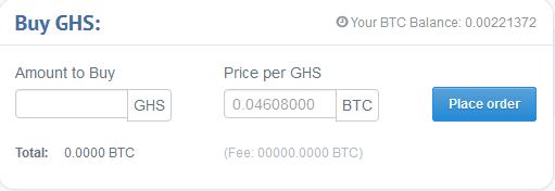 2 buy ghs