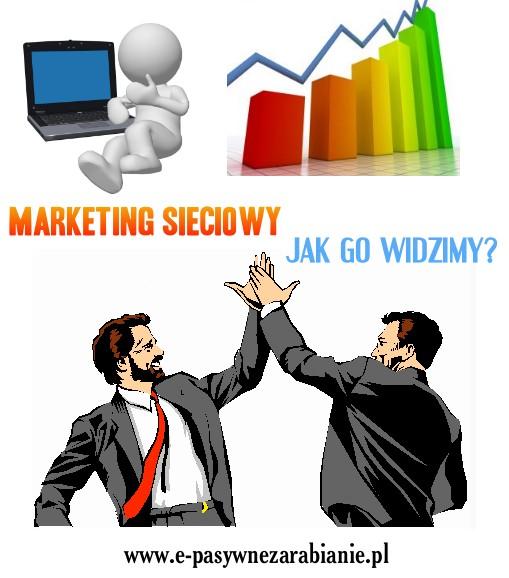 marketing sieciowy jak go widzimyy