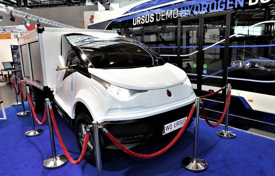 Pierwszy w Polsce samochód – 3D