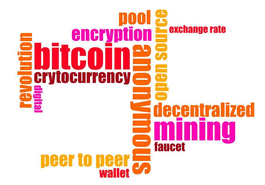 Kryptowaluty - Terminologia