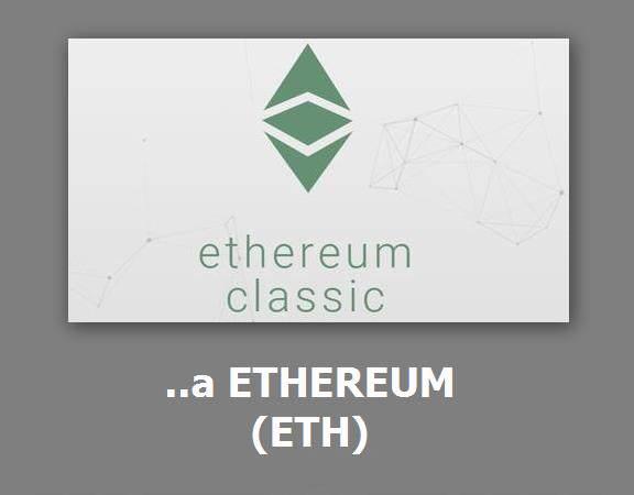 Ethereum i Ethereum Classic - porównanie