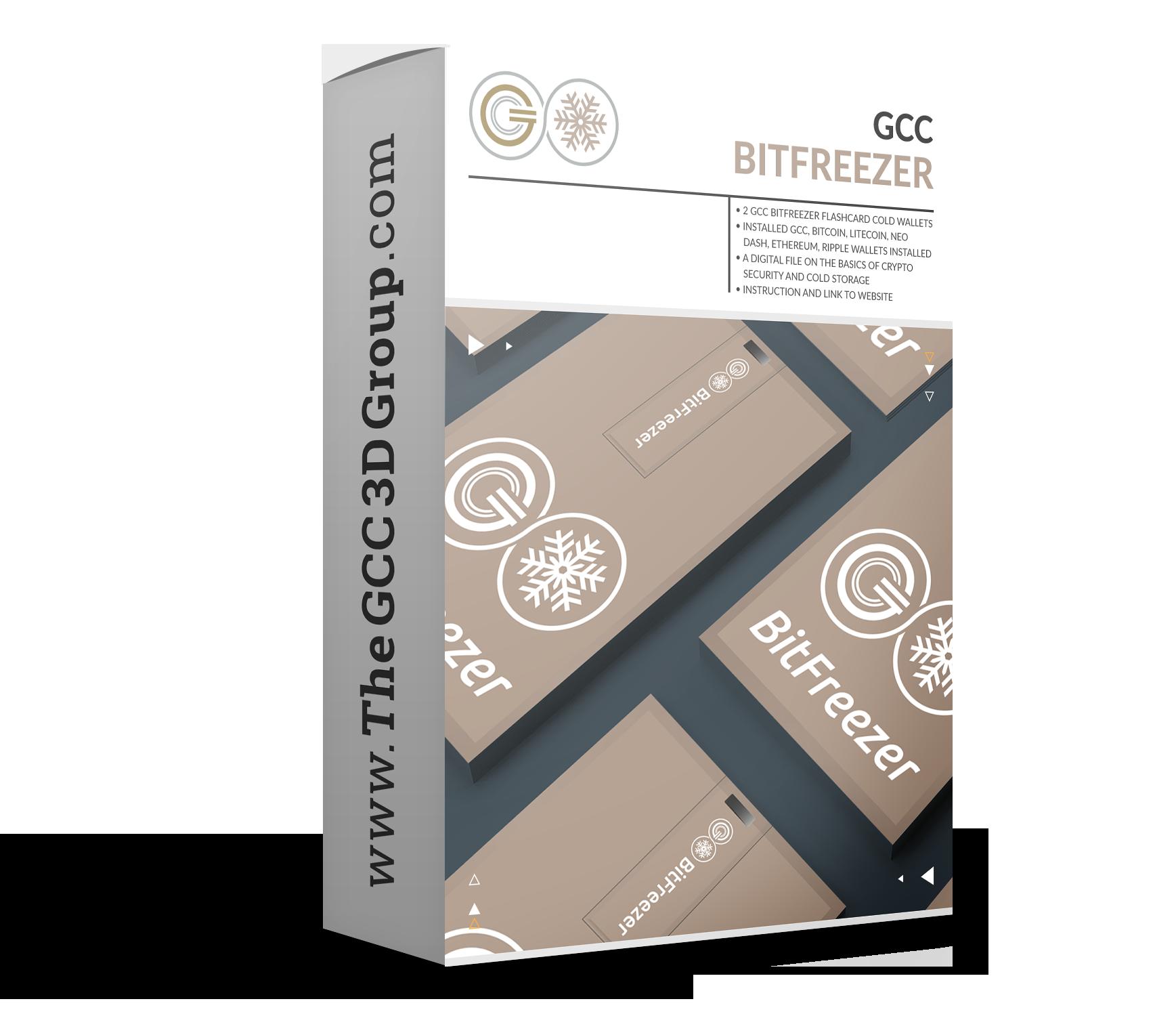 BitFreezer - zewnętrzny portfel do zabezpieczania kryptowalut