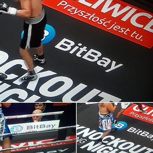 Bitbay jednym ze sponsorów gali bokserskiej w Gliwicach
