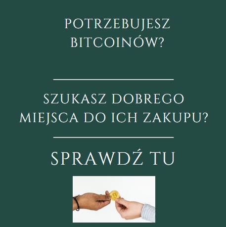 Gdzie szybko i bez problemu kupić Bitcoiny i inne kryptowaluty