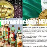 Kryzys finansowy & Bitcoin, Książki o Bitcoinie (PL)