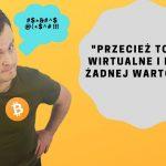 """Kamil Góra – """"BITCOIN : największy na świecie bank, nie posiadający faktycznie gotówki"""""""