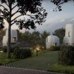 Chciałbyś zamieszkać w jednym z konopnych domów wydrukowanych w technologii 3D?