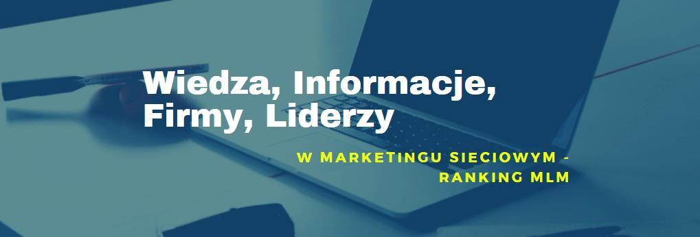 Ranking MLM - Marketing Sieciowy W Pigułce
