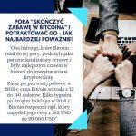 Bitcoin za 100 tys. $ do 2021 roku w związku z .....halving? Bardzo prawdopodobne!