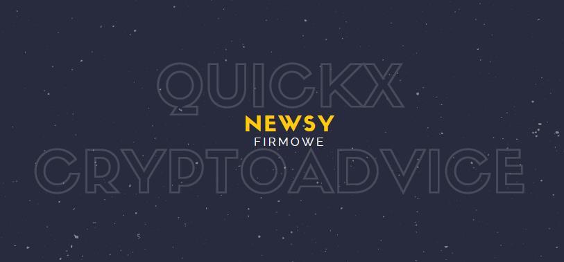 QuickX&CryptoAdvice - Latest News 27.06.2019