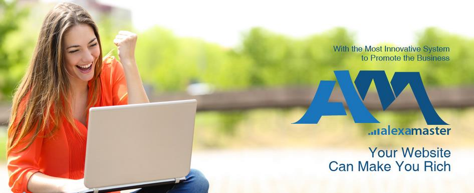AlexaMaster - Wielofunkcyjny Portal do promocji Twojego Biznesu w sieci