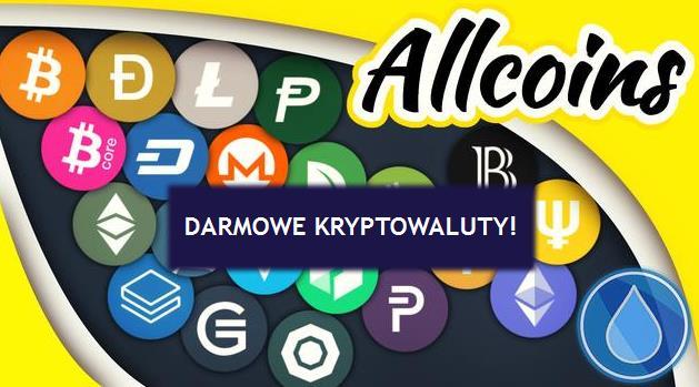 Darmowe monety cyfrowe z multi kranu