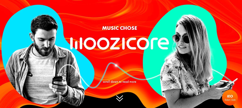 Pierwsze strumieniowe przesyłanie muzyki na świecie za pośrednictwem technologii Blockchain - Moozicore