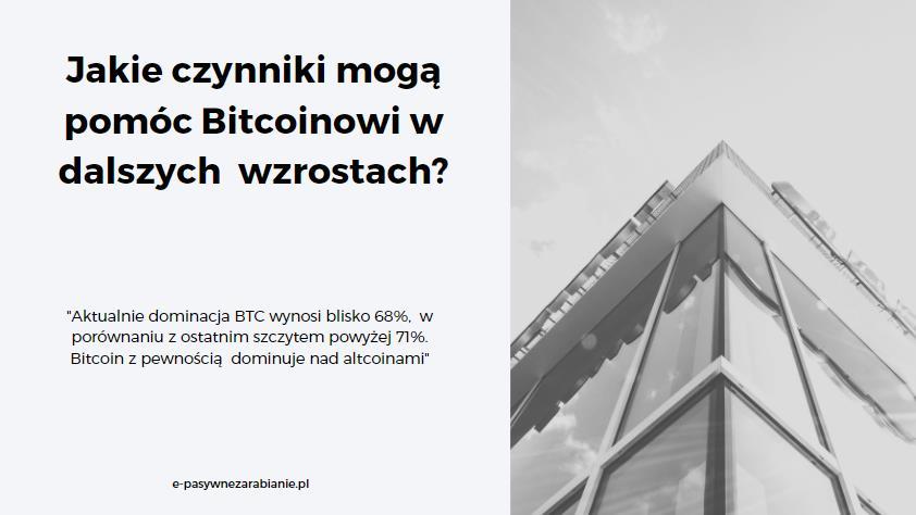 Bitcoin za 20 000$ jeszcze w tym roku?
