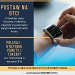 Przewiduj cenę Bitcoina! - zgarniaj za to kasę! Wielo - produktowy Fintech
