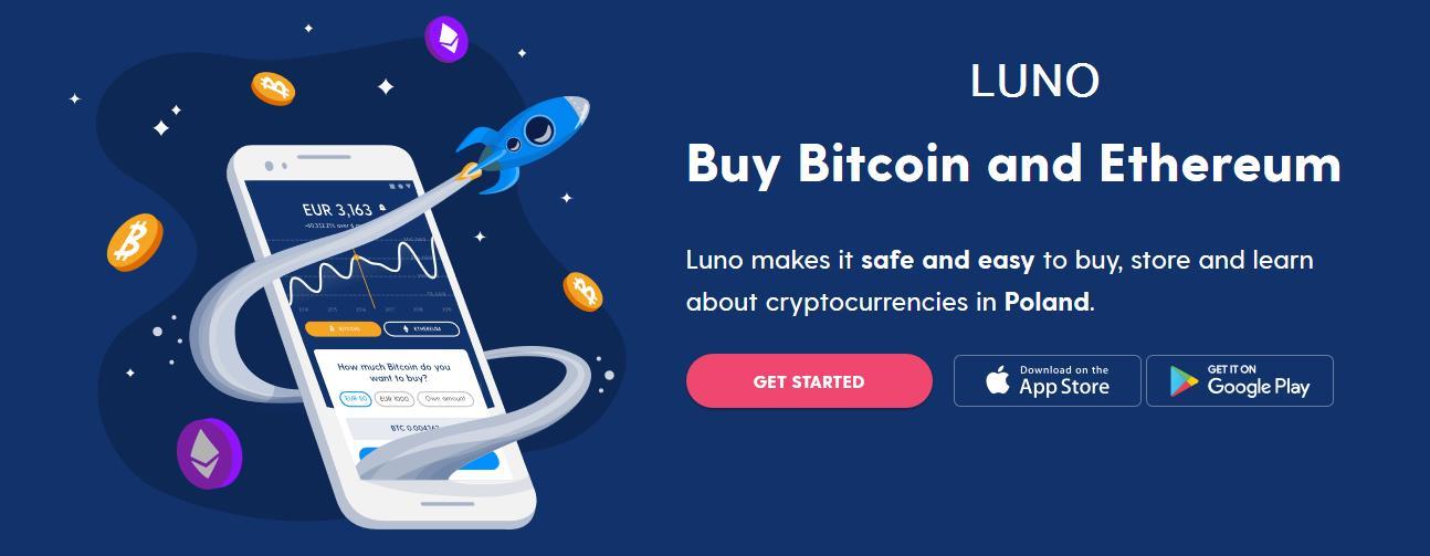Luno - Fintech dzięki któremu za darmo otrzymasz w bonusie 15 euro