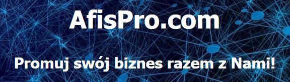 AfisPro - to coś więcej niż tylko portal społecznościowy