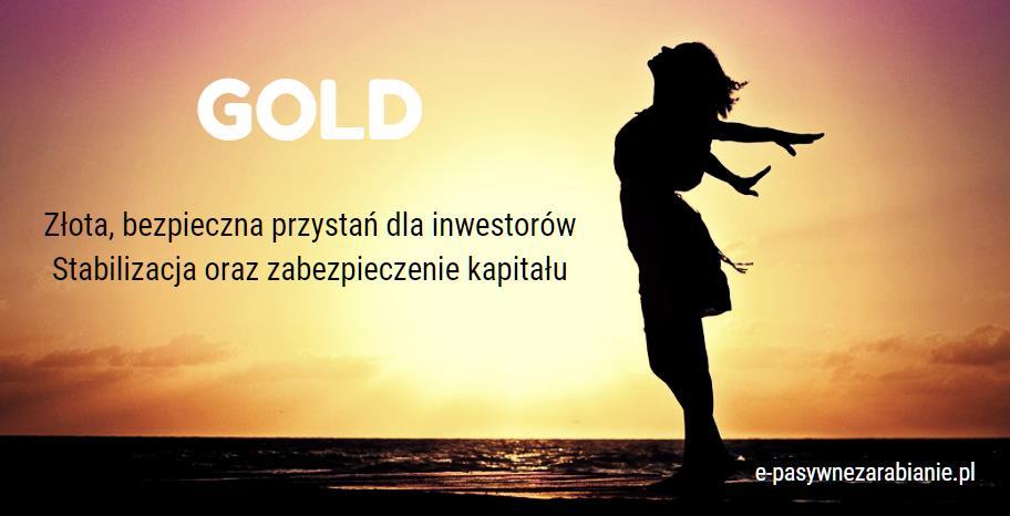 Nowe rekordy w ATH złota!