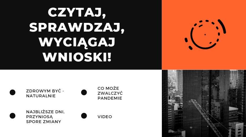 Zdrowie przede wszystkim - Naturalne antybiotyki! Koronawirus a ...częstotliwość, zapper, KORONAWIRUS - Kryzys finansowy i upadek kryptowalut, Stan wyjątkowy w Polsce