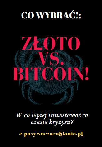 Popyt na złoto inwestycyjne rośnie oraz czy Bitcoin jest lepszy od złota?!