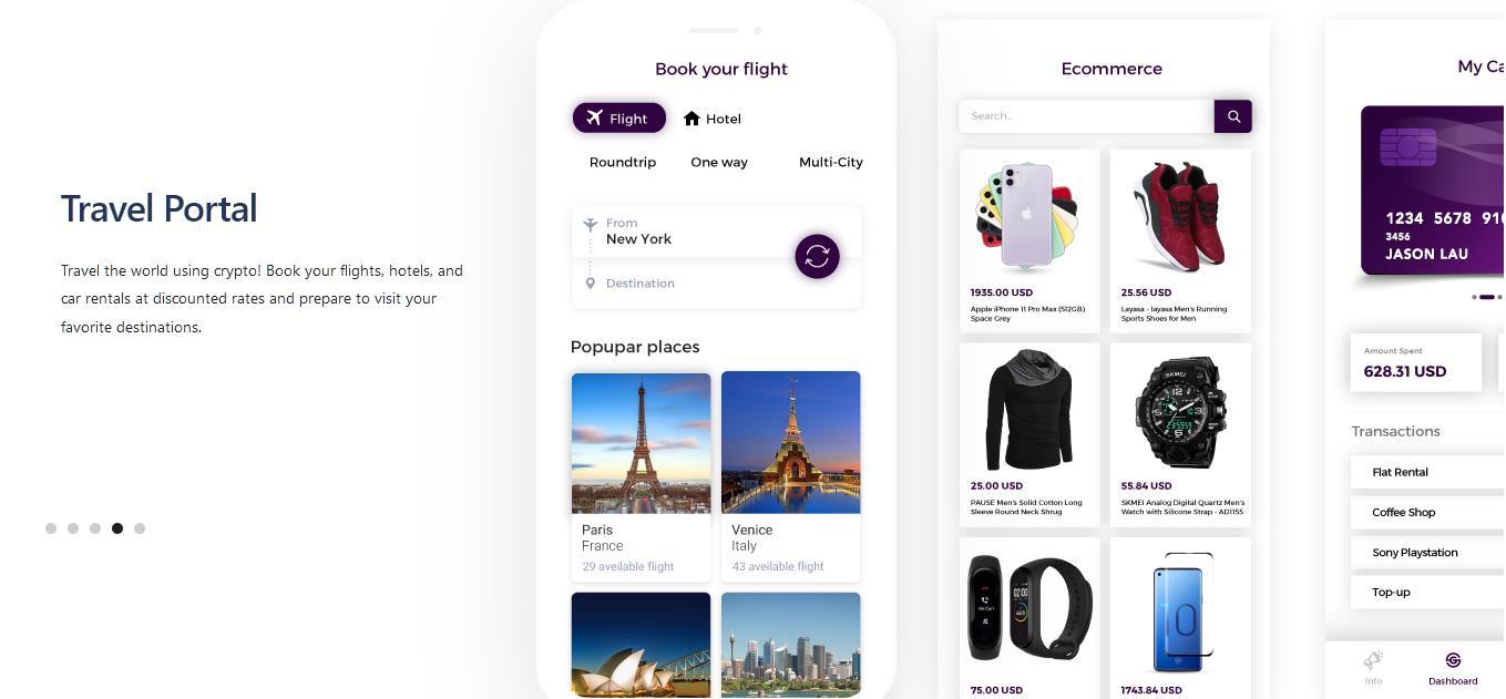 GokuMarket -  Jedna platforma dla całej gospodarki Blockchain