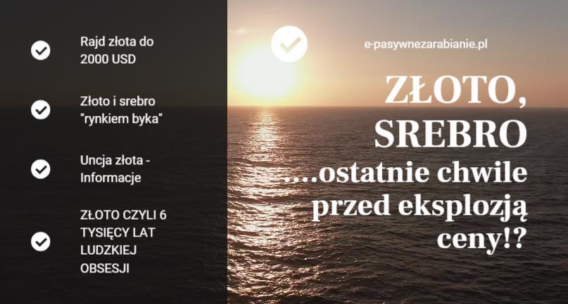 Złoto & Srebro - Co słychać w aktywach