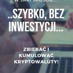 Najlepsze platformy kryptowalutowo - przeglądarkowe do zarabiania