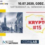 Kryptostok 15 - kolejne spotkanie sympatyków kryptowalut w Białymstoku