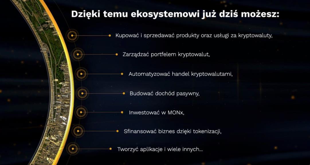 Sklep online w którym bez problemu zapłacisz kryptowalutą plus Ekosystem Crypto