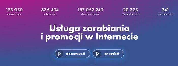 Zintegrowana promocja w Internecie. Tylko prawdziwi użytkownicy z unikalnymi adresami IP!