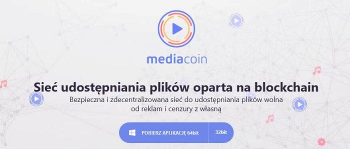 Sieć udostępniania plików oparta na blockchain
