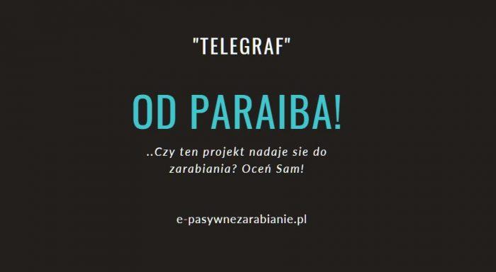 Paraiba - Podsumowanie ich działań