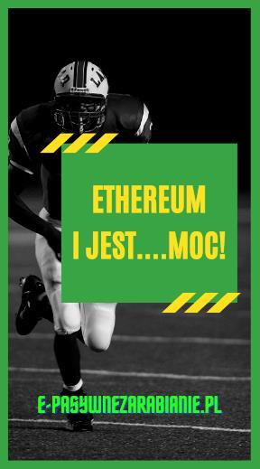 Ethereum bardzo mocno skoczy z ATH. Dlaczego?