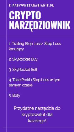 Potrzebujesz wyników w zyskownych transakcjach na kryptowalutach?! Wykorzystaj do tego pięć - najlepszych narzędzi!