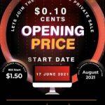 """""""Perełka"""" na rynku DEFI - BSC. Na tą chwilę ponad 63000 unikalnych posiadaczy tokenów w mniej niż 72 godziny. Odbierz free tokens!"""