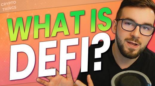 Zdecentralizowane finanse: Co to jest DeFi?
