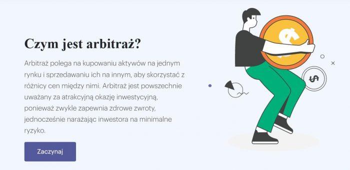 Arbitraż - Bez pracy. Wkład ponad 500 euro!